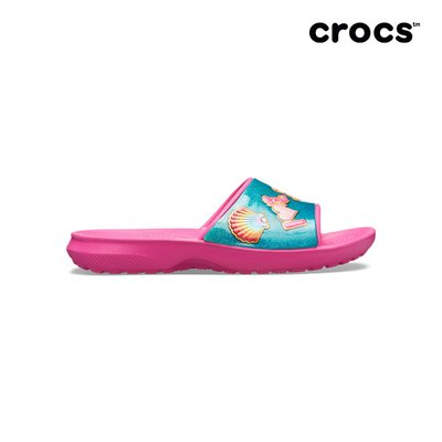 크록스공식 아동 CROCSFL BEACHFUN SLIDE K FUS (19SKSS205651)