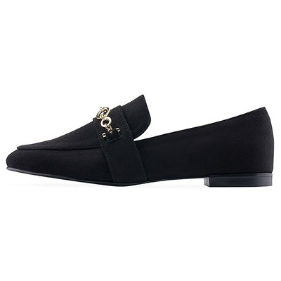 로퍼 OF9018 Ring chain loafer 블랙