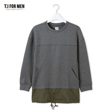 [TI FOR MEN] 티아이포맨 티셔츠 M176MTS418M1GY3