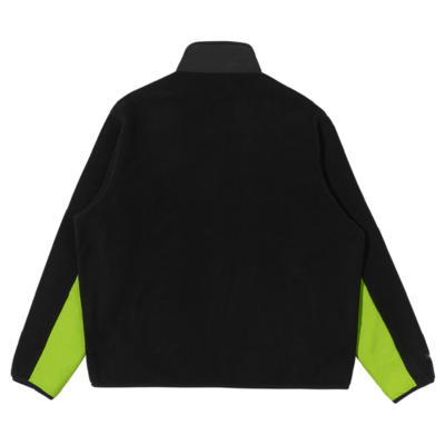 Fleece Jacket Black