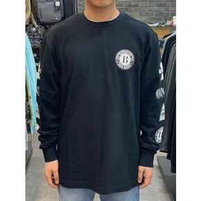 [여주점]  AP DOLLAR LONG SLEEVE T 83 BLK (11895237)