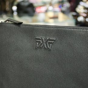 [PXG정품] PXG CLASSIC LEATHER CLUTCJ (블랙)