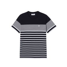 18SS SINGLE JERSEY STRIPE 반팔 티셔츠 TF028E-18B 166
