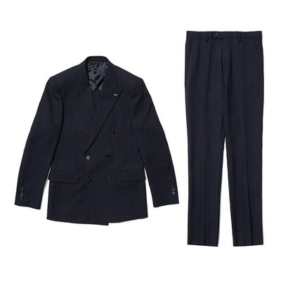 wool silk crespino big check suit_CWFBM19352NYX_CWFCM19352NYX
