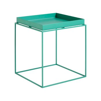 Tray Table 40*40 Peppermint Green