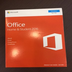 MS OFFICE 2016 HOME&STUDENT ESD LICENSE