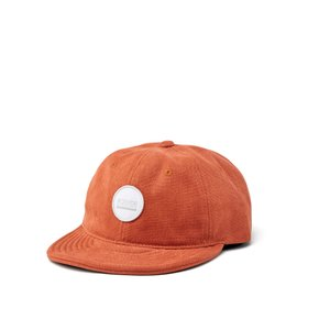 BASEBALL CAP 122 CANVAS ORANGE
