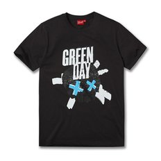 [Bravado] GREENDAY CROSSED SKULL (Charcoal)