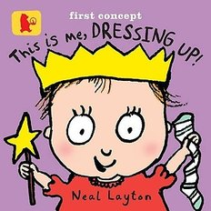 This is Me, Dressing Up! (Board Book)