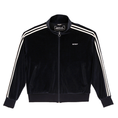 Velour Track Top  Navy (21035-1_NV)