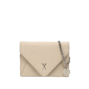 Easypass Amante Card Wallet with Chain Ecru Beige (0JSL5CC40204F)