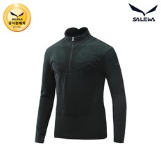 [살레와] SEAMLESS M LONG HALF-ZIP_AMP18211