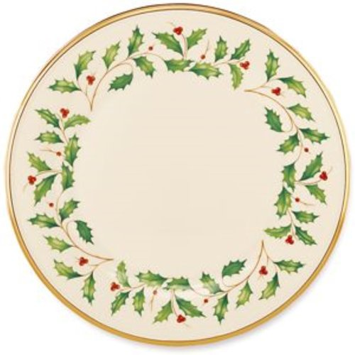 레녹스 Lenox Holiday 10.5 Dinner Plate