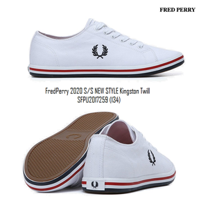 (PLATFORM) FredPerry 2020 S/S NEW STYLE  Kingston Twill 킹스톤 트윌 SFPU2017259 (134)