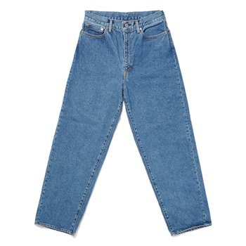 BAGGY DENIM BLUE