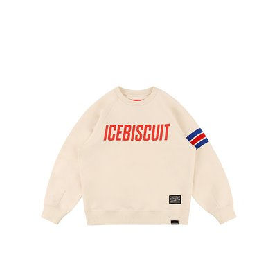 [20% SALE] Icebiscuit athletic crew neck sweatshirt