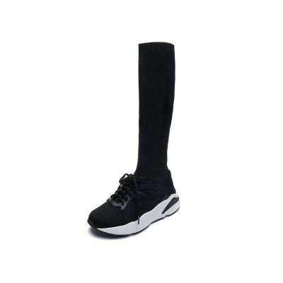 [파주점] Highline sneakers(black) (DG4DX19504BLK)
