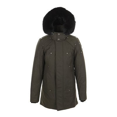 [MOOSEKNUCKLES] 남성 스틸링 파카 Mens Stirling Parka (18FMK8679MPKMK775)