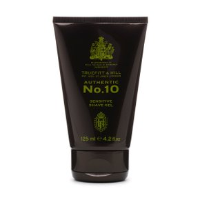 No.10 Sensitive Shave Gel 125ml