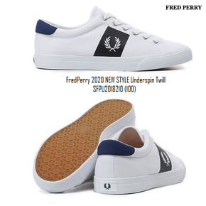 (PLATFROM) FredPerry 2020 NEW STYLE Underspin Twill 언더스핀 트윌 SFPU2018210 (100) (