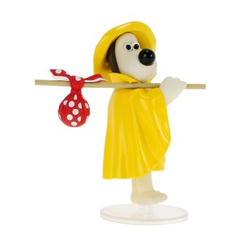 AARDMAN ANIMATIONS 2 RAIN COAT GROMIT