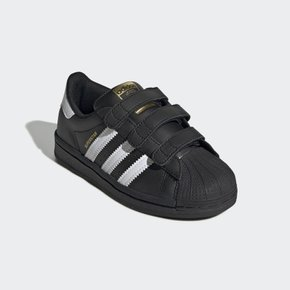 [adidas kids] SUPERSTAR CF C(EF4840)