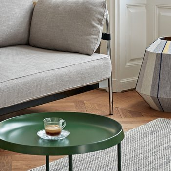 Tulou Coffee Table  Matt Green