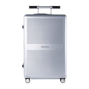 R TRUNK HARDSHELL 88L SILVER