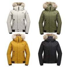 숏범버  STOOKY (스투키) β DOWN JACKET / DWW16582 (4COLOR)