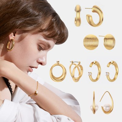 TATIANA BOLD EARRING COLLECTION