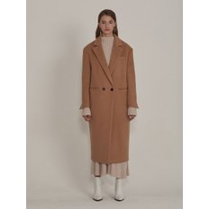 ★SSG특별혜택가★[뮤제]Roi Cashmere Blend Oversized Long Coat_Camel