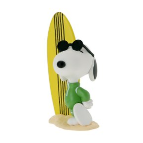 PEANUTS SERIES8 JOE COOL SNOOPY W/SURFBOARD