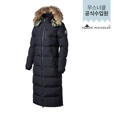 [MOOSEKNUCKLES] 여성 K-EDITION 도나코나 롱 파카 DONNACONA LONG PARKA (18FMK8767LQPKMK292)
