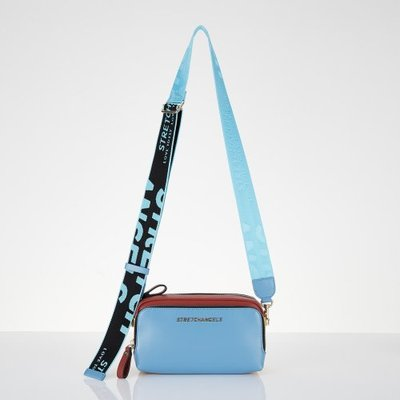 스트레치엔젤스[파니니백]PANINI color block bag(Sky blue)(SUMR08911)