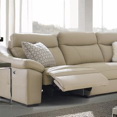 M8012 Power Leather Recliner Sofa 리클라이너 소파