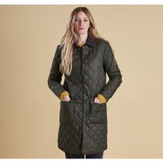 퀄티드 보더 세이지 Barbour Quilted Border SAGE (BAI2LQU0713SG71)