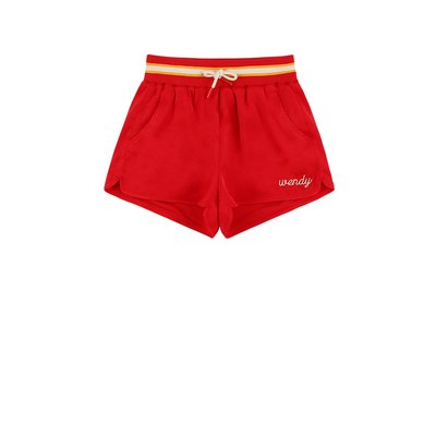 [20% SALE] Wendy satin track shorts
