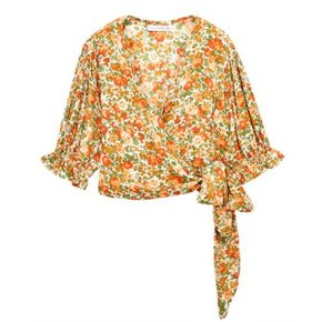 MALI WRAP TOP_LE ROSE