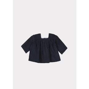 블라우스 giraffebabydress_navy (33L5212031302)