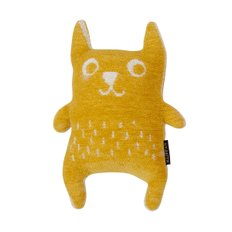 Klippan Yllefabrik Little bear stuffed animal 작은 곰인형 yellow