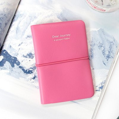 Dear.Journey e-passport holder-루킷