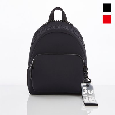 [N.E.O] Basic zipper pocket backpack S (2color)
