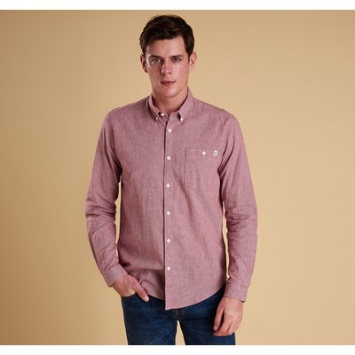 린턴 셔츠 레드(Barbour Lintern Shirt RE)BAH1MSH4199RE51