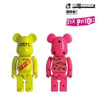[KINKI ROBOT] 베어브릭 200% BEARBRICK SEX PISTOLS (1510009)