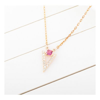 스와로브스키 SWAROVSKI  Funk Necklace 5249353