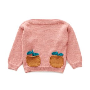 clementine pocket sweater