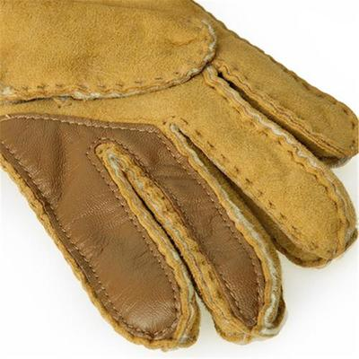 [어그] UGG SEAMED TECH GLOVE_CHESTNUT