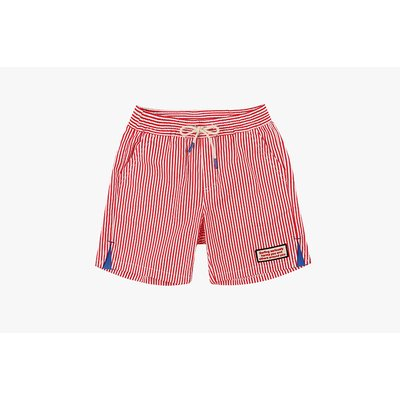 [30% sale] Surf club stripe shorts