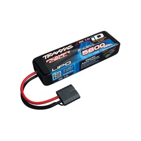 CB2843X 트락사스배터리 5800mAh 7.4v 2-Cell 25C LiPo Battery CB2843X