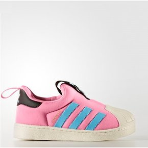 [adidas kids]SUPERSTAR 360 I(BY9927)